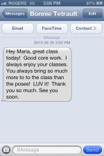 core class