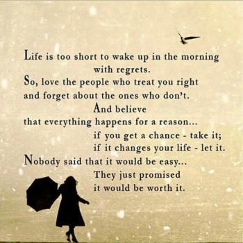 life... is sooo worth it!