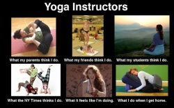 Yoga Instructors | expectations