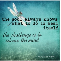 soul heals | mind challenges