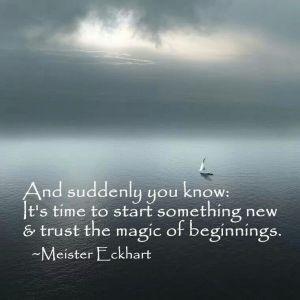 magic of beginnings