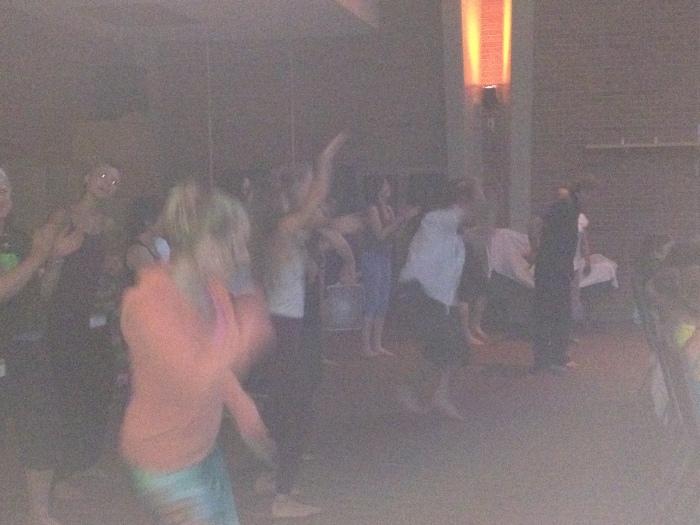 kirtan dance